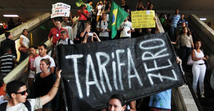 Tarifa zero já existe há algum tempo em quatro cidades brasileiras