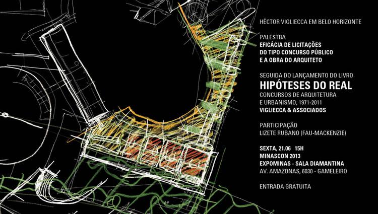 Hector Vigliecca e Triptyque em Ciclo de Palestras do CAU/MG