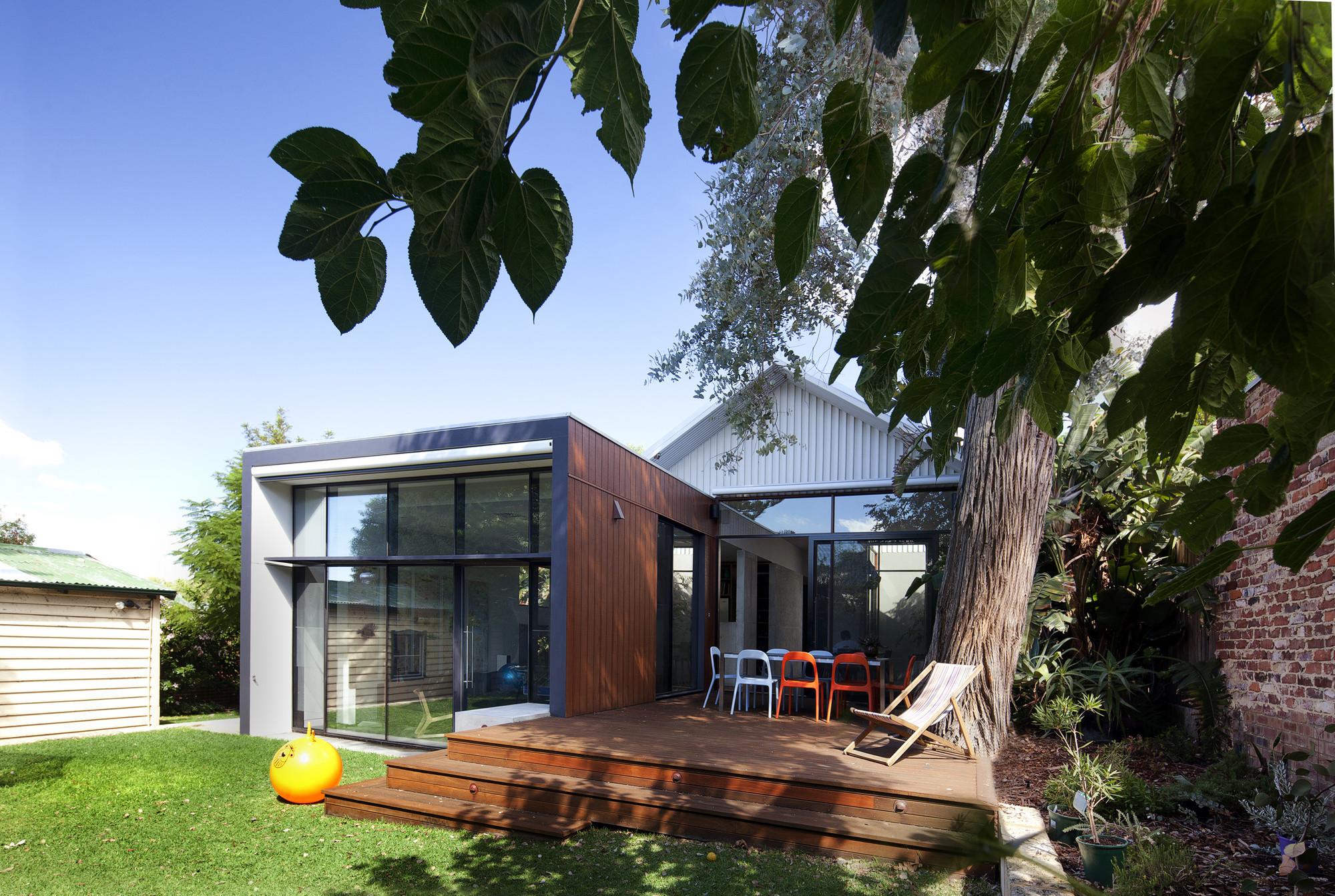 Maylands Additions / Jonathan Lake Architects