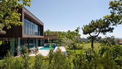 Water Patio House / Drozdov & Partners
