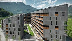 """CasaNova"" Social Housing / cdm architetti associati"