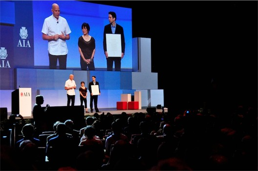 2013 Architecture Firm Award: Tod Williams Billie Tsien Architects © ArchDaily