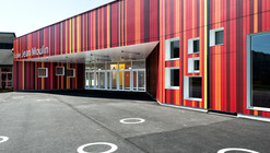 Escuela Jean Moulin / Prinvault Architectes