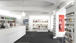 Librería Paulus / Site Specific Arquitectura