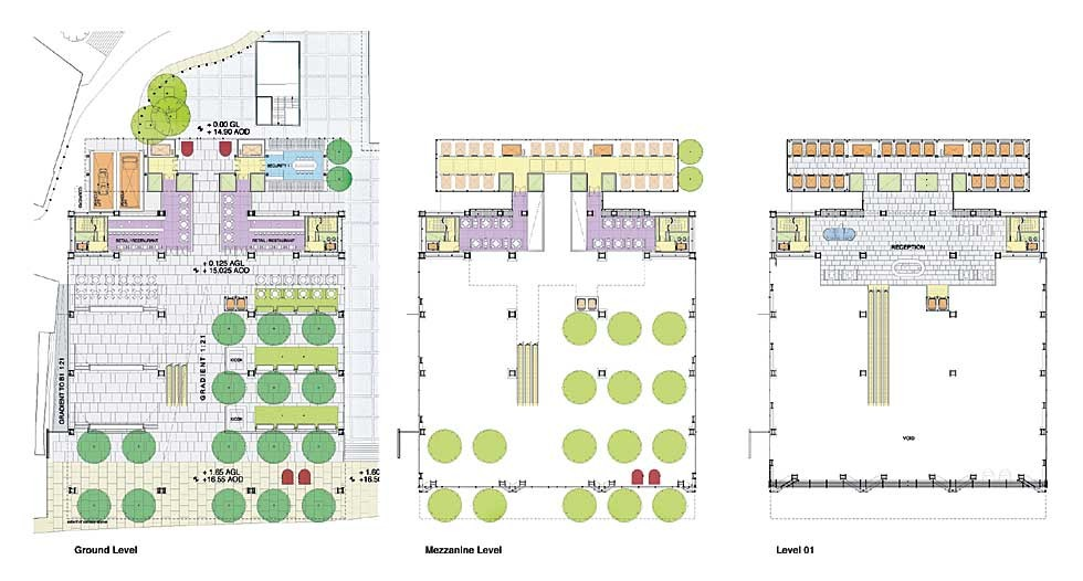Leadenhall Building Plan