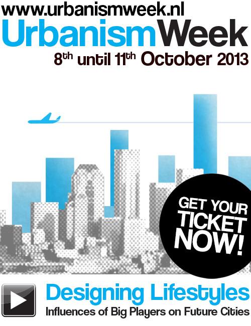 Urbanism Week 2013, © Urbanismweek Committee 2013