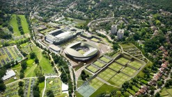 Wimbledon Master Plan Proposal / Grimshaw + Grant Associates