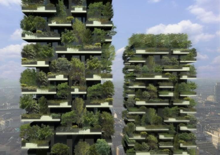 Arborizando Arranha-céus: entrevista com Lloyd Alter, Bosco Verticale. © Boeri Studio