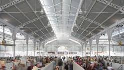 Iron Market Reconstruction / John McAslan + Partners