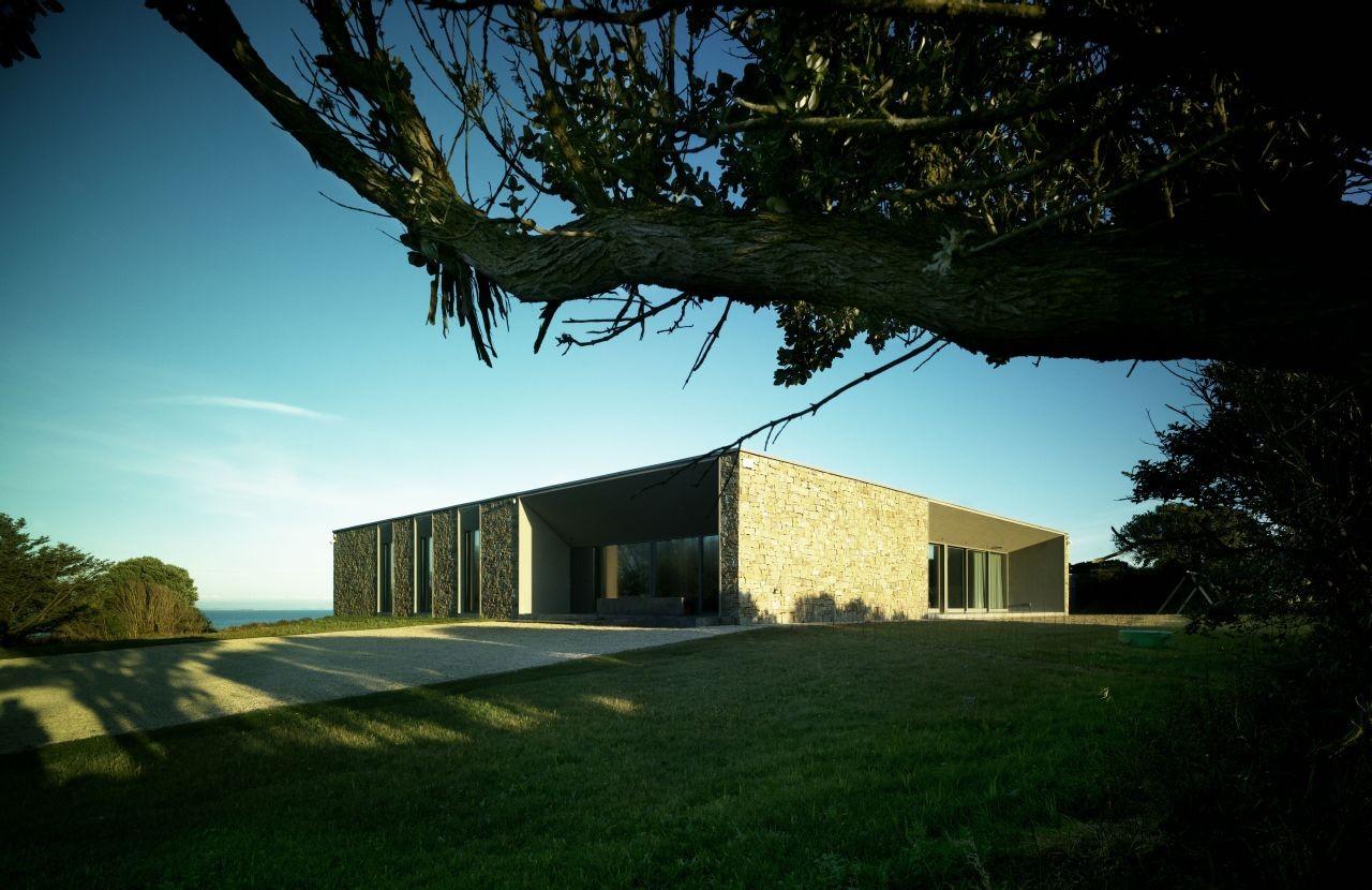 Fethard Residence / Aughey O'Flaherty Architects, © Marie-Louise Halpenny