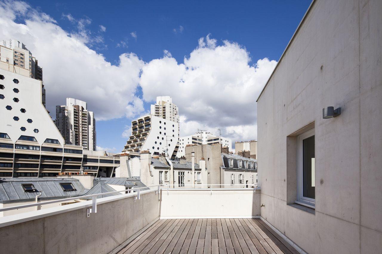 gallery of plein soleil rh architecture 23. Black Bedroom Furniture Sets. Home Design Ideas