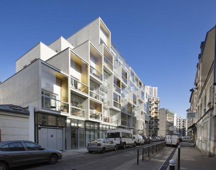 Plein Soleil / rh+ architecture, © Luc Boegly