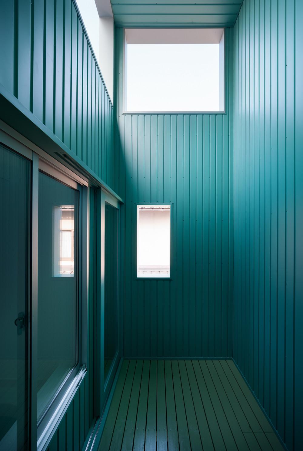 Promenade House / FORM_Kouichi Kimura Arcitects