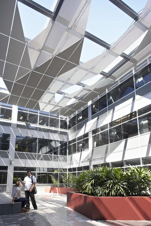 Uwa Business School Woods Bagot Archdaily