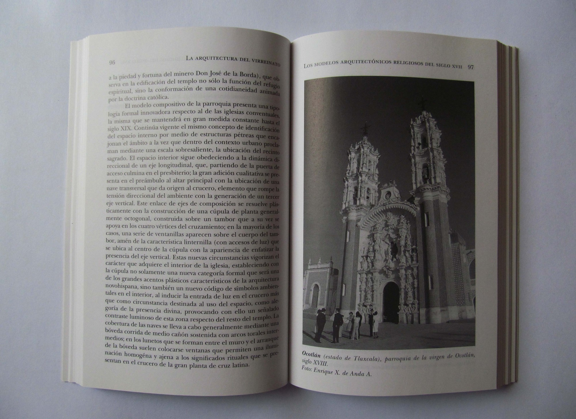 Historia de la arquitectura mexicana enrique de anda