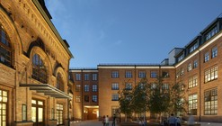 Stanislavsky Factory / John McAslan + Partners
