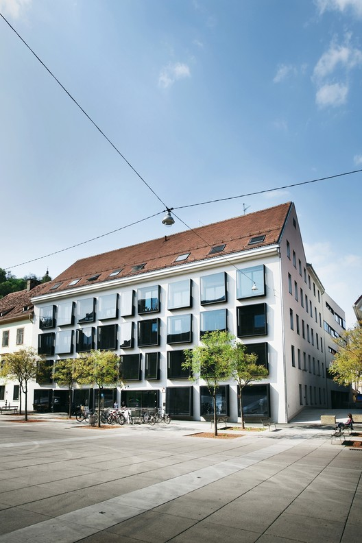 Karmeliterhof / LOVE architecture and urbanism, © Jasmin Schuller / Visual Entertainment
