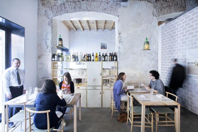 28 Posti Restaurant / Francesco Faccin, © Filippo Romano