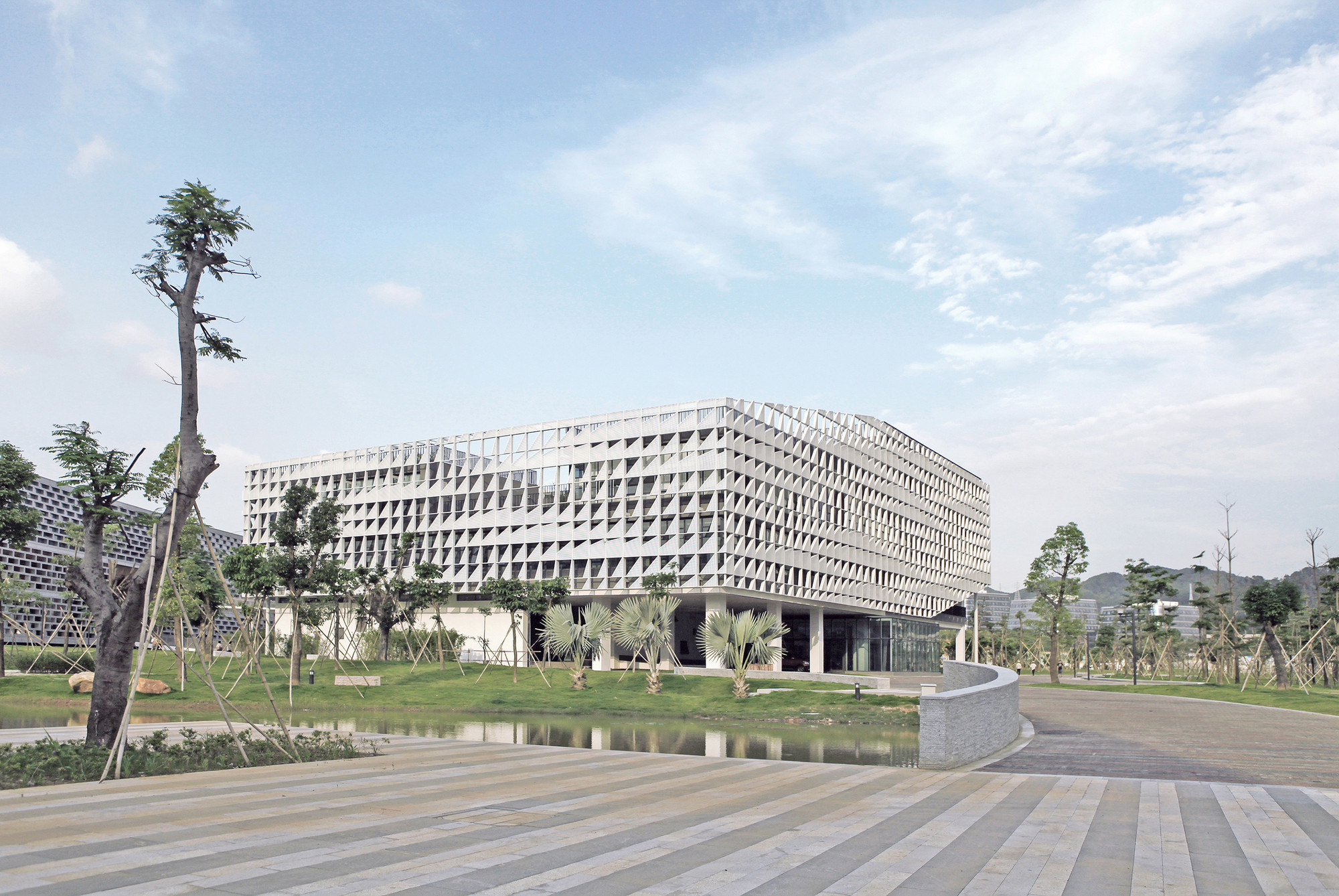 Administrative Office Building of South University Of Science And Technology Of China / Zhubo Design Zstudio, Courtesy of Zhubo Design Zstudio