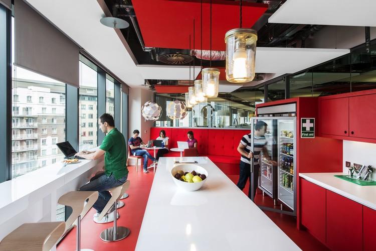 Google Campus Dublin / Camenzind Evolution + Henry J. Lyons Architects