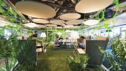 Campus do Google em Dublin / Camenzind Evolution + Henry J. Lyons Architects