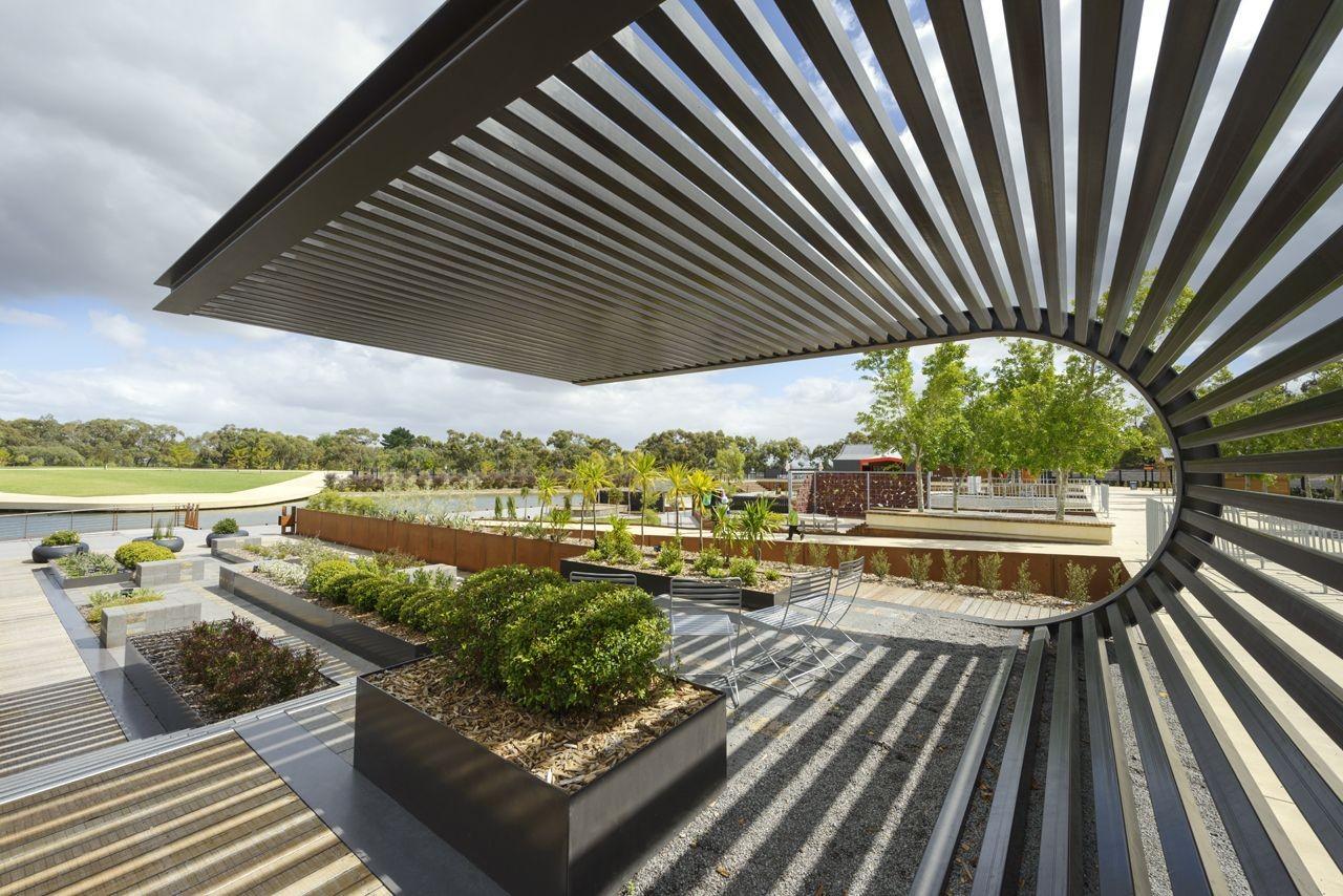 The Australian Garden Taylor Cullity Lethlean Paul Thompson Archdaily