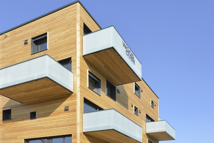 Woodcube architekturagentur archdaily for Apartment design guide part 3