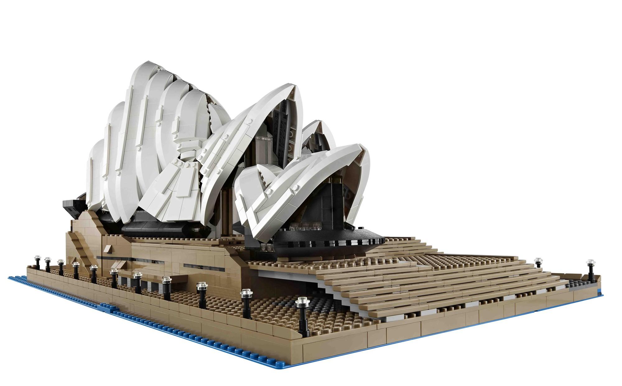 Galería de LEGO® lanza la Casa de la Opera de Sydney ...
