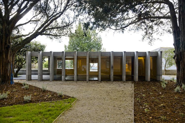 Pabellón PINC / Clínica de Arquitectura, © Alexandre Delmar