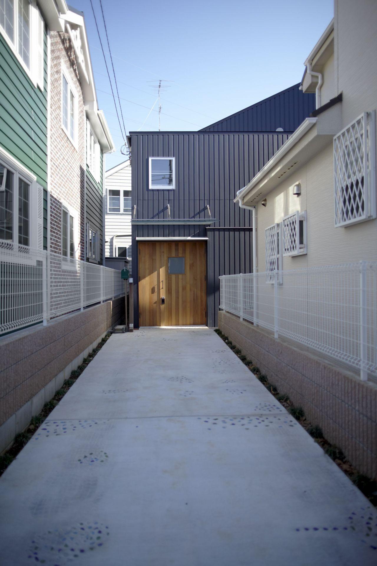 Casa en Aoba / SKAL + OUVI