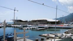 En Construcción: Terminal Marítimo Salerno / Zaha Hadid Architects