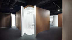 Spicebok Offices / Nendo