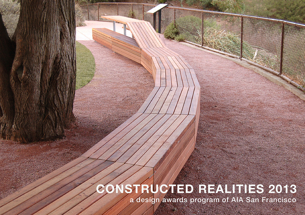 Constructed Realities Design Awards Program, Courtesy of AIA San Francisco