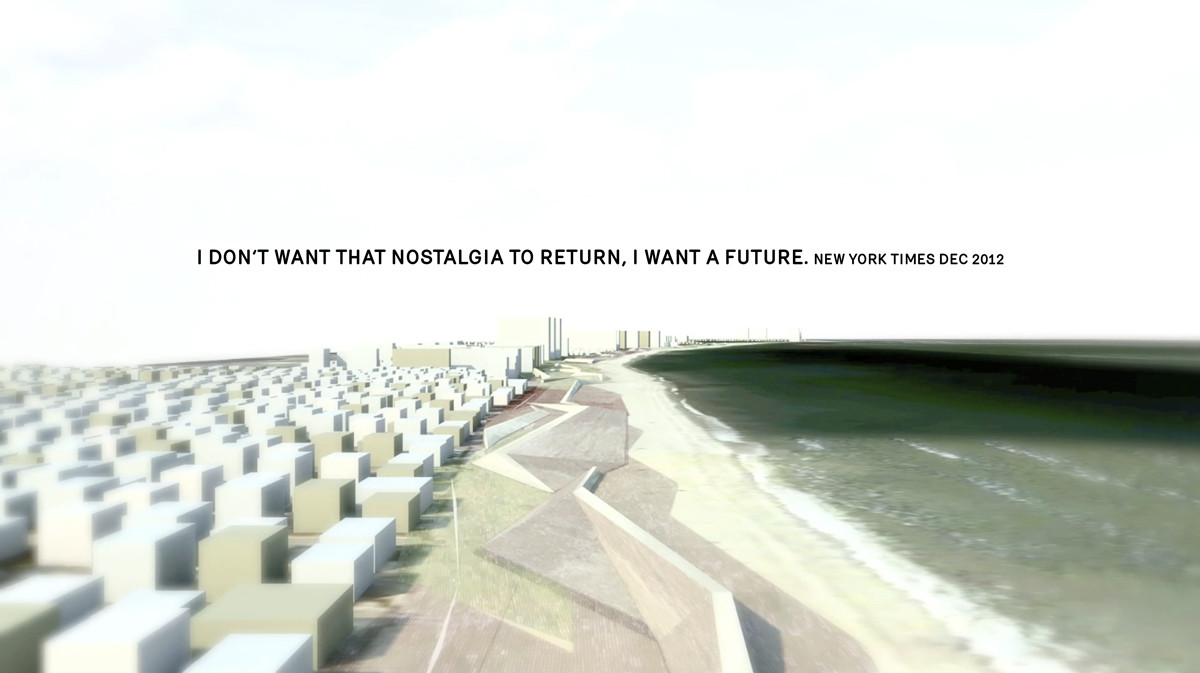 'Occupy Infrastructure': MOMA PS1 Rockaway Call for Ideas Winning Proposal / Barkow Leibinger Architects, Courtesy of Barkow Leibinger Architects