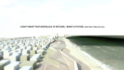 'Occupy Infrastructure': MOMA PS1 Rockaway Call for Ideas Winning Proposal / Barkow Leibinger Architects