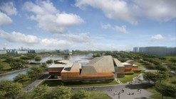 Tonglin City Planning Exhibition Center Winning Proposal / Waa