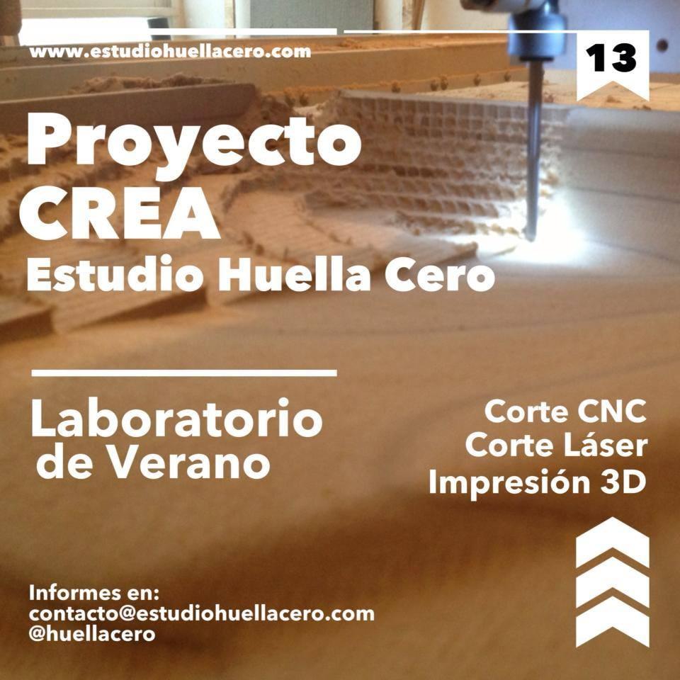 Laboratorio de Verano / Proyecto CREA