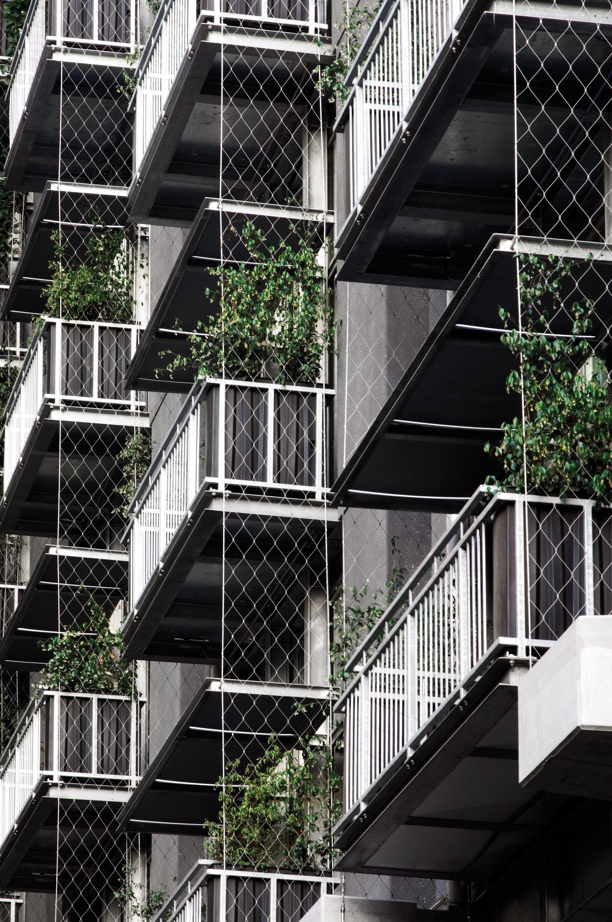 CH2 Melbourne City Council House 2 DesignInc
