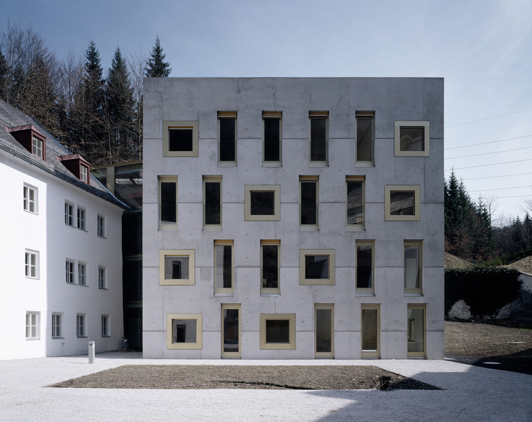 Special School and Dormitory Mariatal / Marte.Marte Architects, © Bruno Klomfar