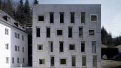Special School and Dormitory Mariatal / Marte.Marte Architects