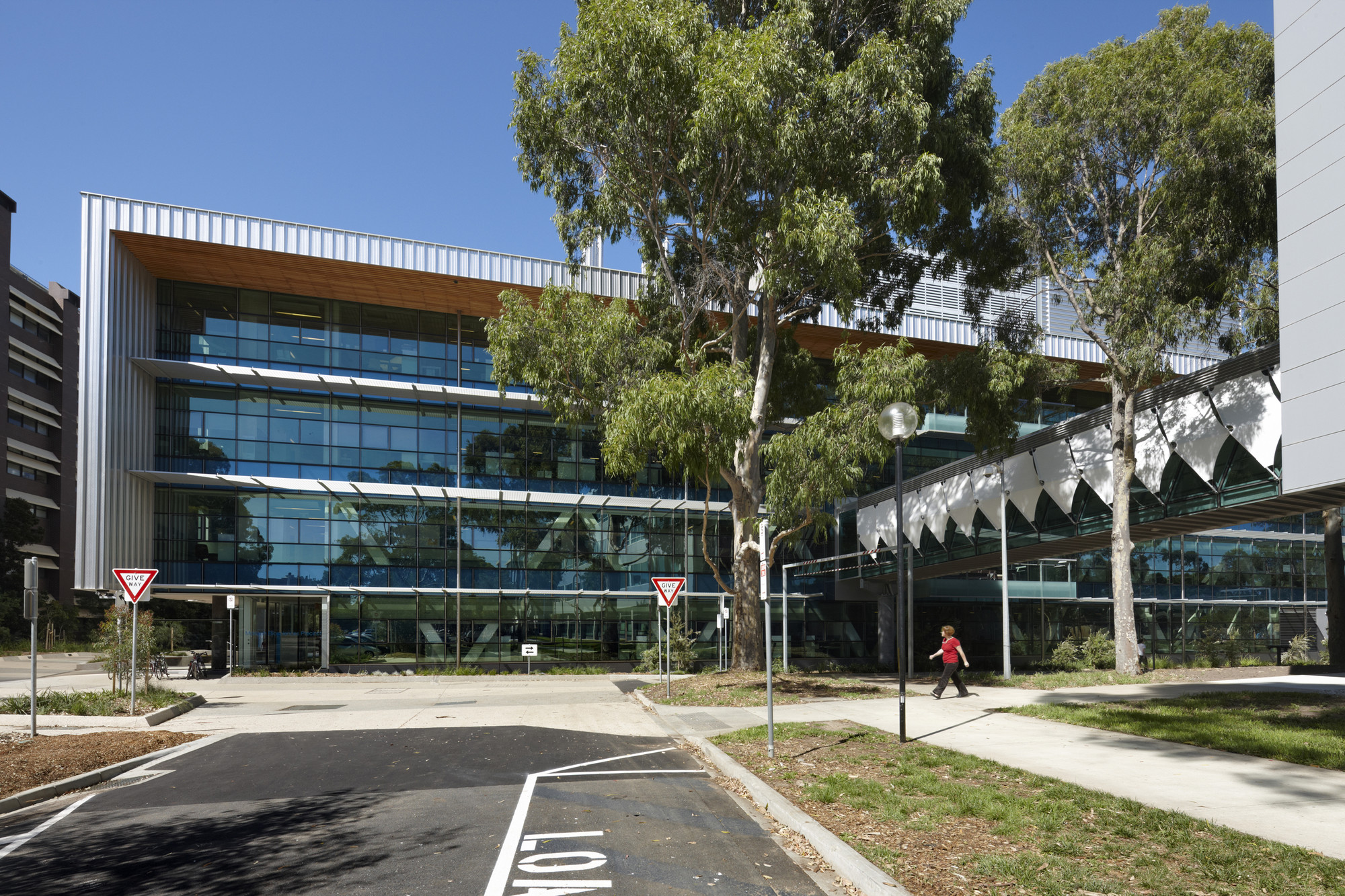 Monash Learning And Teaching Building Cost
