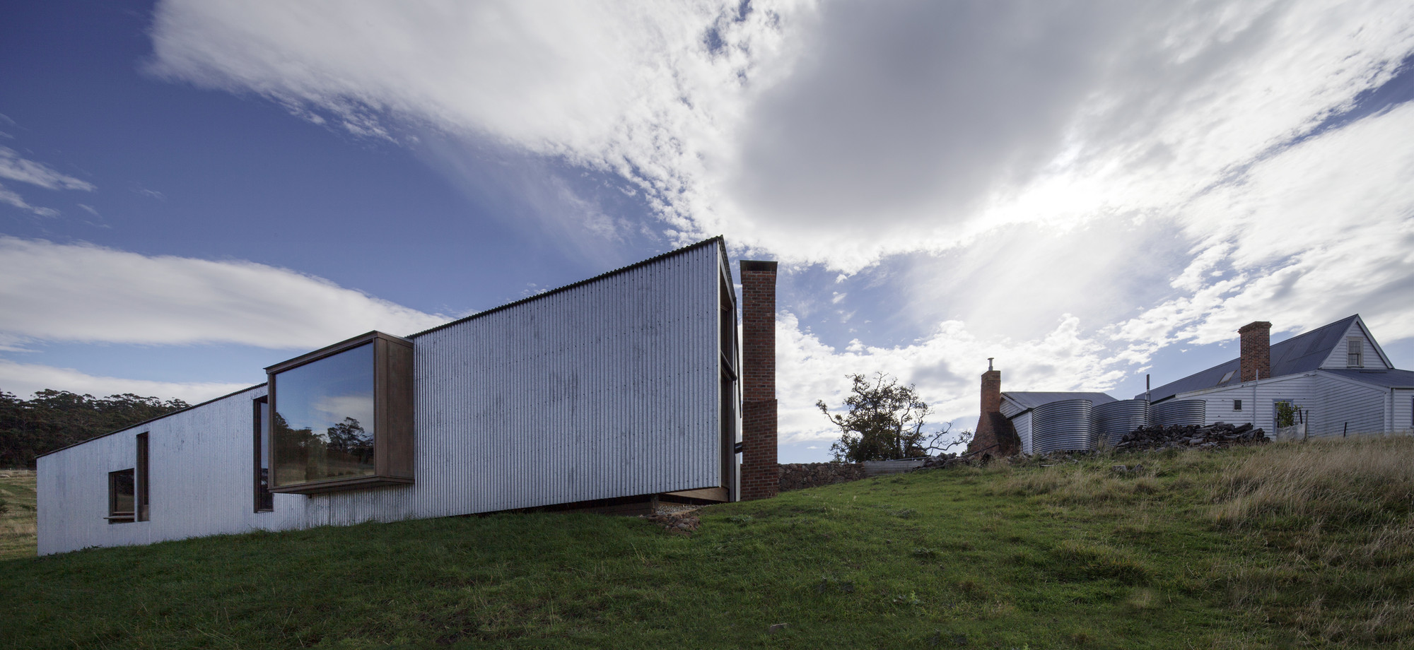 Shearers Quarters House John Wardle Architects Archdaily