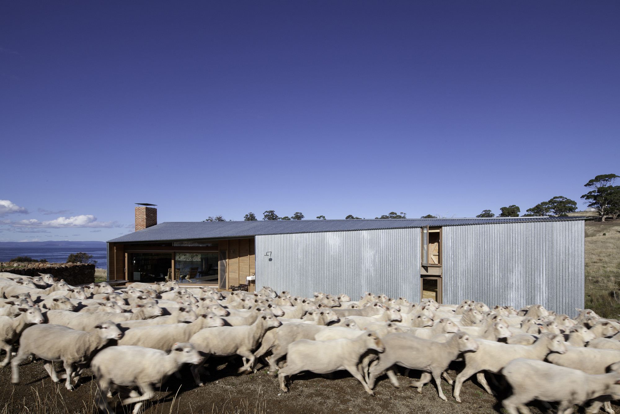 Shearers Quarters House / John Wardle Architects, © Trevor Mein