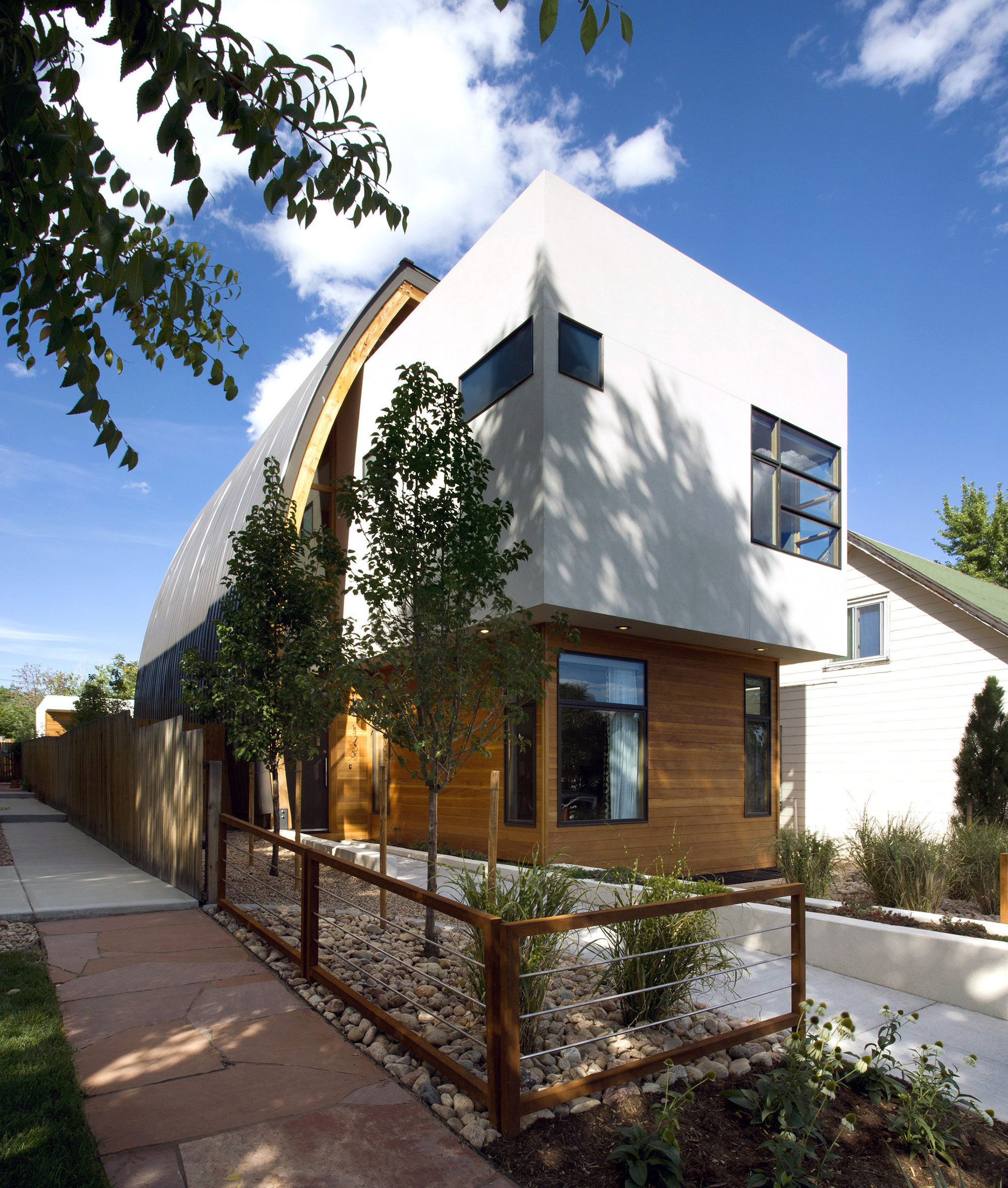 Shield House shield house / studio h:t | archdaily