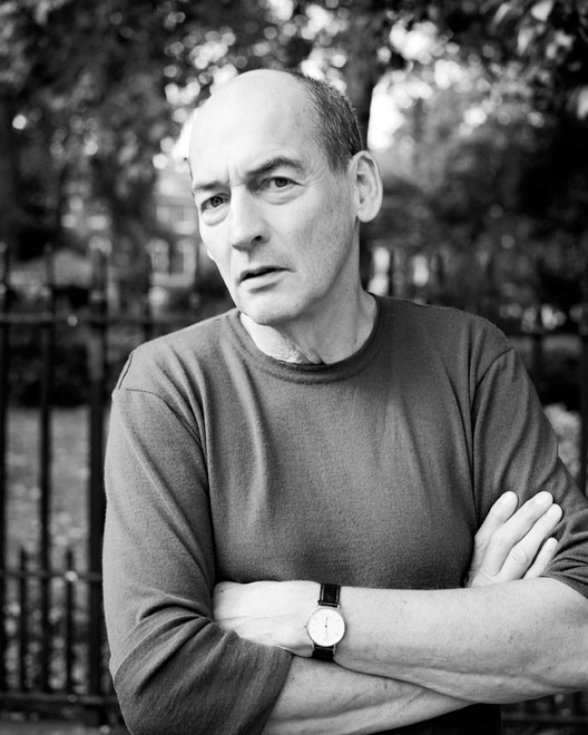 Rem Koolhaas Will Design New Building for State Hermitage Museum in Russia, © Dominik Gigler