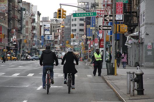© Nova Iorque depois do furacão Sandy. © André-Pierre, vía Flickr.