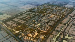 Madong Masterplan Winning Proposal / HYHW Architects