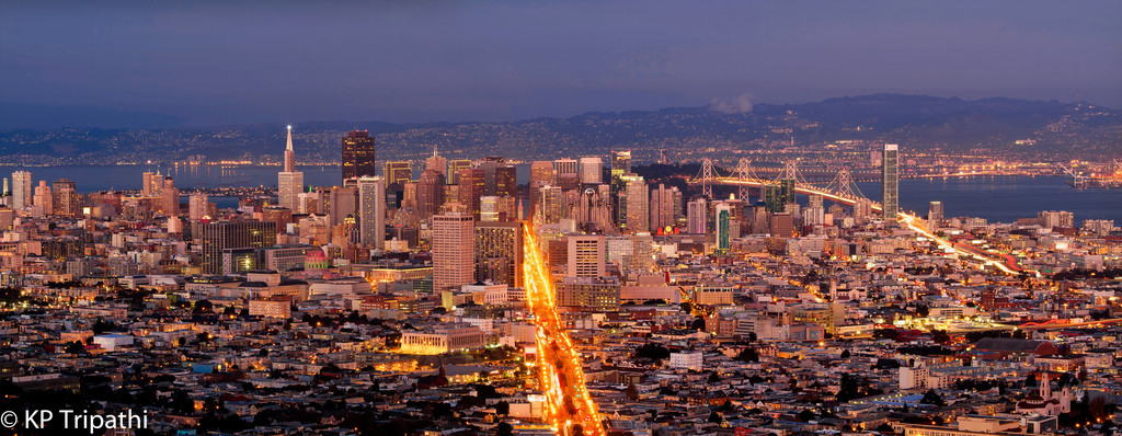 San Francisco's Eco-Districts, Starting with the Central Corridor, San Francisco; Photo Courtesy of Flickr User KP Tripathi. Used under <a href='https://creativecommons.org/licenses/by-sa/2.0/'>Creative Commons</a>