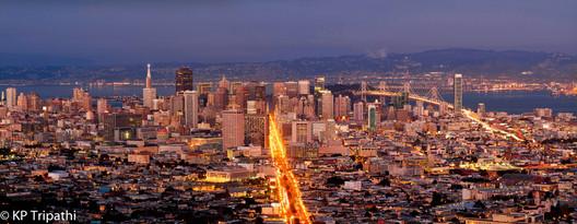 San Francisco; Photo Courtesy of Flickr User KP Tripathi