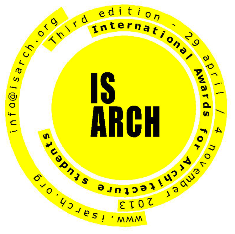 Comienza 3 Edición de los premios IS ARCH